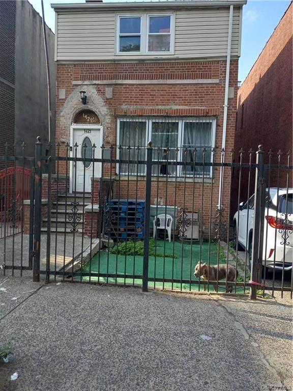 1421 Teller Avenue, Bronx, NY 10456 (MLS #H6149768) :: Frank Schiavone with Douglas Elliman