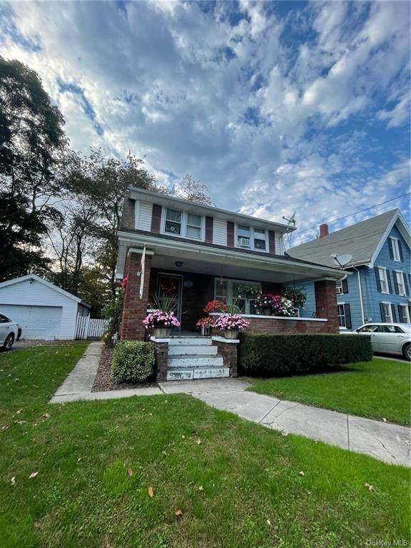 141 E Main Street, Port Jervis, NY 12771 (MLS #H6150136) :: Signature Premier Properties