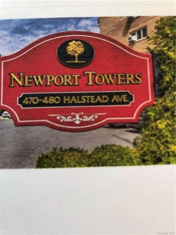 480 Halstead Avenue 3K, Harrison, NY 10528 (MLS #H6150323) :: Cronin & Company Real Estate