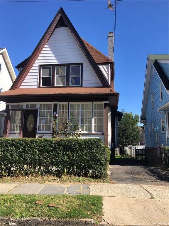 311 Union Avenue, Mount Vernon, NY 10550 (MLS #H6150326) :: Cronin & Company Real Estate