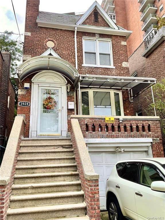3924 Bailey Avenue, Bronx, NY 10463 (MLS #H6150733) :: Cronin & Company Real Estate