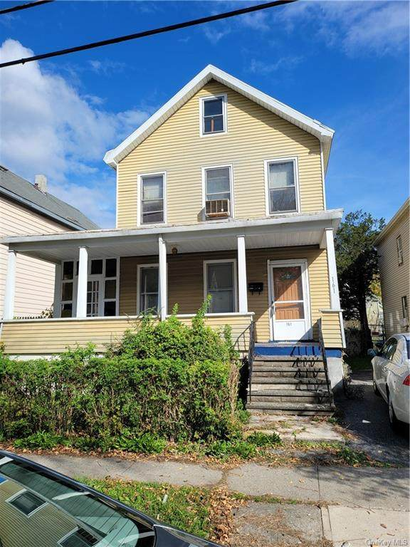 161 Thompson Street, Poughkeepsie, NY 12601 (MLS #H6150743) :: Kendall Group Real Estate | Keller Williams