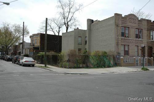 920 Dumont Avenue, East New York, NY 11207 (MLS #H6151615) :: Barbara Carter Team
