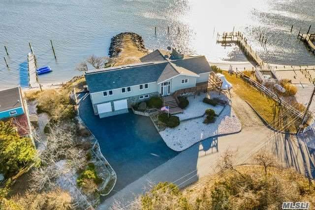 46 Larboard Court, Oak Beach, NY 11702 (MLS #3197993) :: Frank Schiavone with William Raveis Real Estate