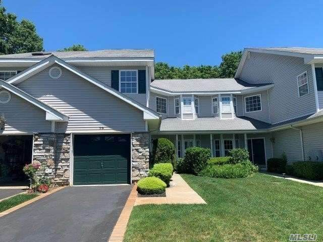 79 Willow Wood Drive, E. Setauket, NY 11733 (MLS #3212060) :: Mark Seiden Real Estate Team