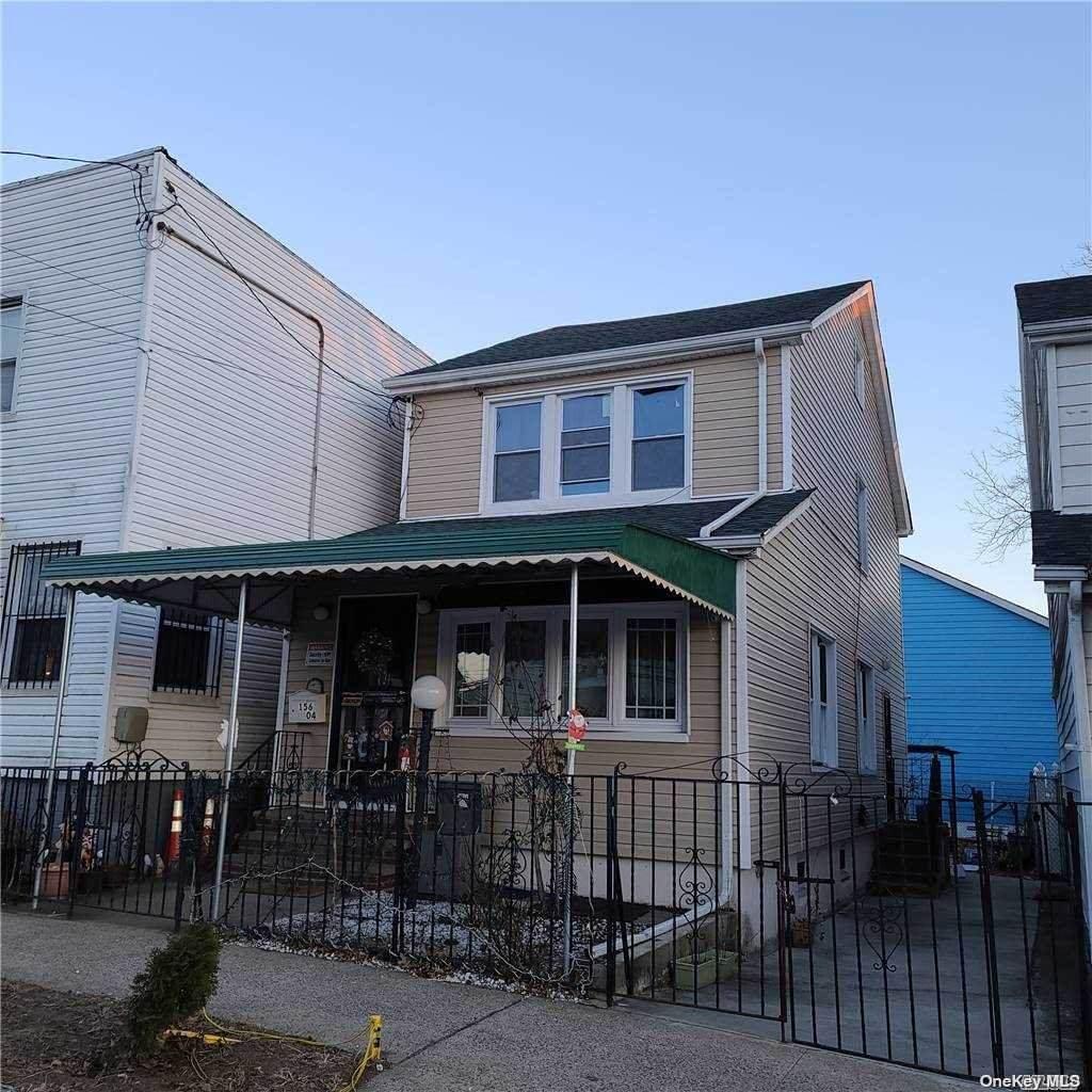 156-04 111th Avenue - Photo 1