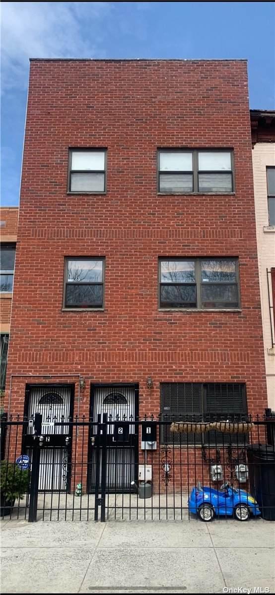 1077 Dekalb Avenue, Bushwick, NY 11221 (MLS #3302333) :: Barbara Carter Team
