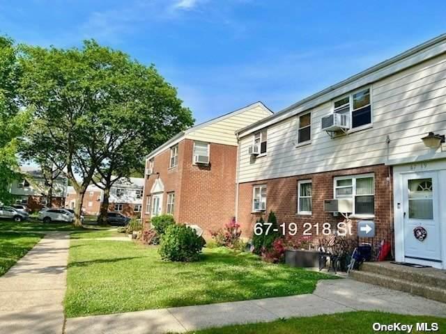 67-19 218 Street #1, Bayside, NY 11364 (MLS #3317434) :: Carollo Real Estate