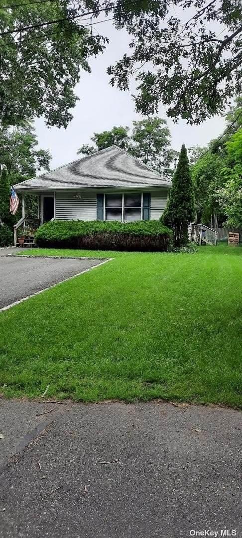 4 Mickies Way, Westhampton Bch, NY 11978 (MLS #3328942) :: McAteer & Will Estates | Keller Williams Real Estate