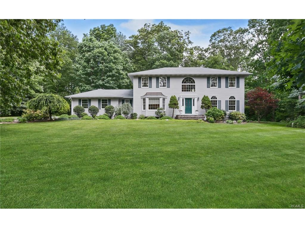 60 Table Rock Road, Tuxedo Park, NY 10987 (MLS #4626182) :: William Raveis Legends Realty Group