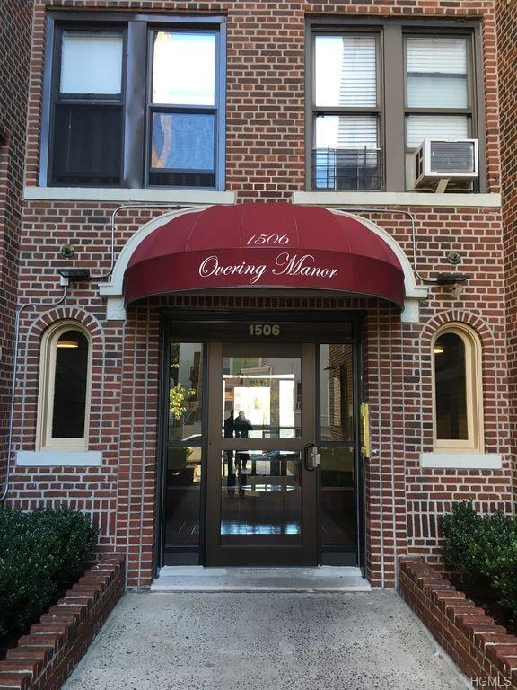 1506 Overing Street 7C, Bronx, NY 10461 (MLS #4719169) :: William Raveis Legends Realty Group