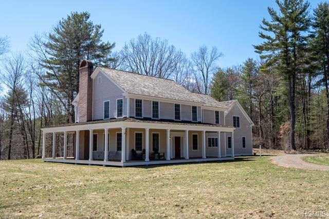 1040 County Route 13, Chatham, NY 12136 (MLS #4734571) :: Stevens Realty Group
