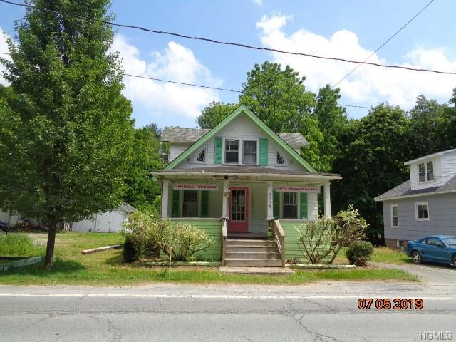 4929 State Route 52, Jeffersonville, NY 12748 (MLS #4957266) :: The McGovern Caplicki Team