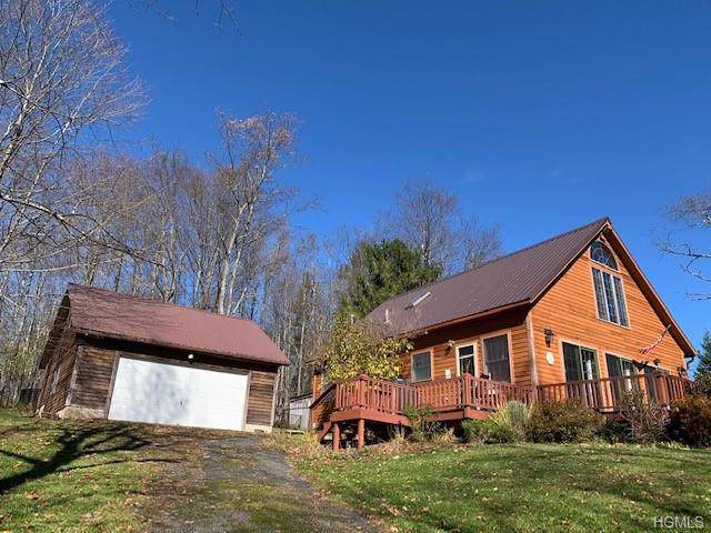 11 Lake Muskaday Road N, Fremont Center, NY 12736 (MLS #5106982) :: The Anthony G Team