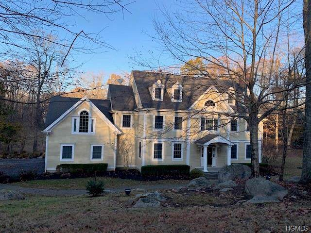 70 Dann Farm Road, Pound Ridge, NY 10576 (MLS #5118607) :: The Anthony G Team