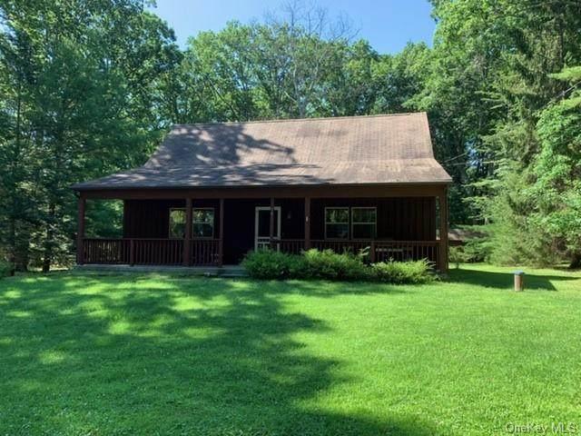 36 Wolf Pond Road, Wurtsboro, NY 12790 (MLS #H6019559) :: Marciano Team at Keller Williams NY Realty