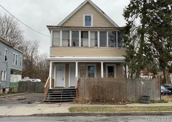 154 Winnikee, Poughkeepsie City, NY 12601 (MLS #H6027345) :: William Raveis Baer & McIntosh