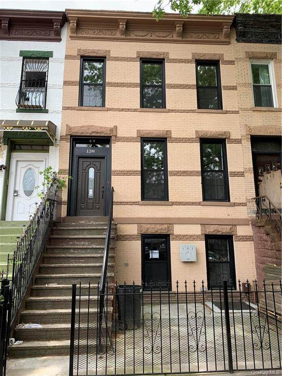 1244 Putnam Avenue, Bushwick, NY 11221 (MLS #H6039173) :: Nicole Burke, MBA | Charles Rutenberg Realty