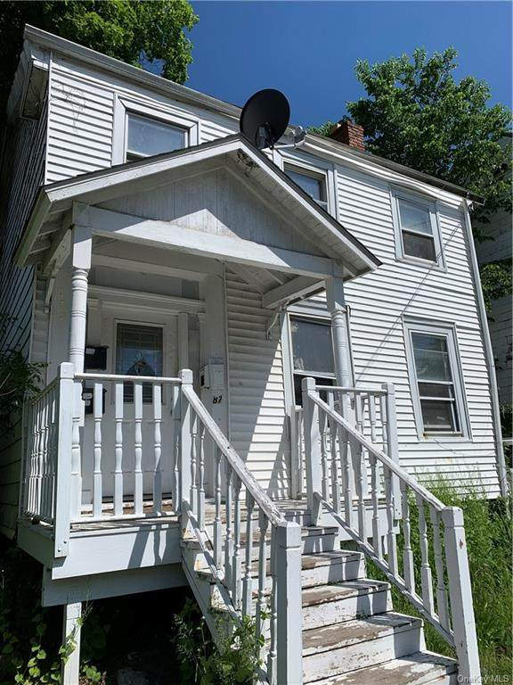 87 N Hamilton, Poughkeepsie City, NY 12601 (MLS #H6040910) :: Mark Boyland Real Estate Team