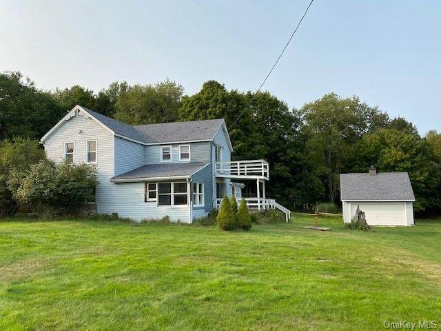 767 County Road 114, Cochecton, NY 12726 (MLS #H6067325) :: William Raveis Baer & McIntosh