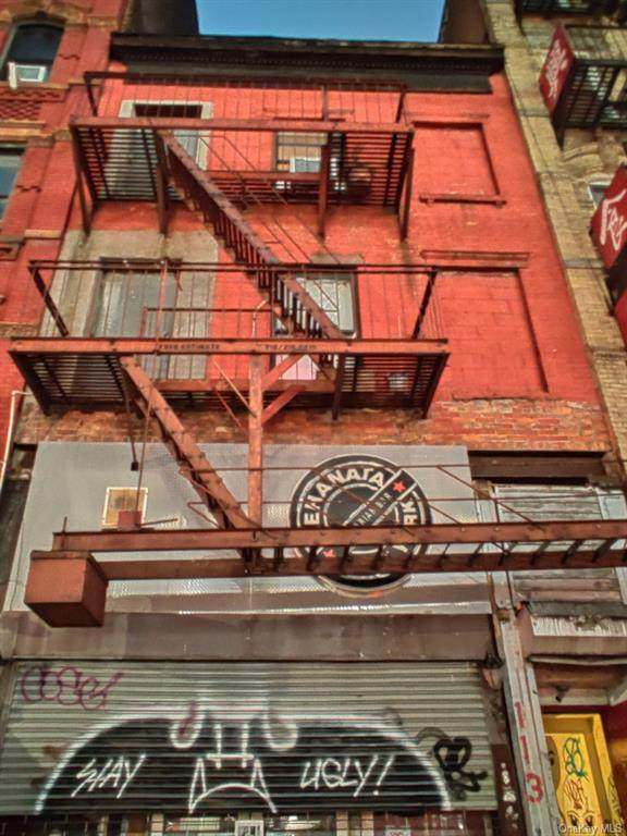 113 Ludlow Street, Newyork, NY 10002 (MLS #H6067644) :: Cronin & Company Real Estate