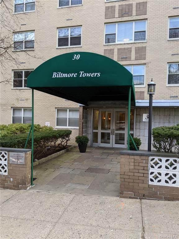 30 Lake Street 8D, White Plains, NY 10603 (MLS #H6088120) :: Nicole Burke, MBA | Charles Rutenberg Realty
