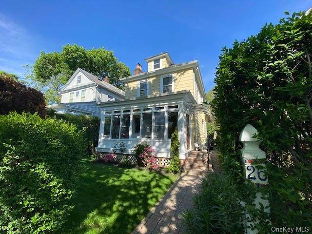 26 Plymouth Road, Larchmont, NY 10538 (MLS #H6089903) :: Frank Schiavone with William Raveis Real Estate