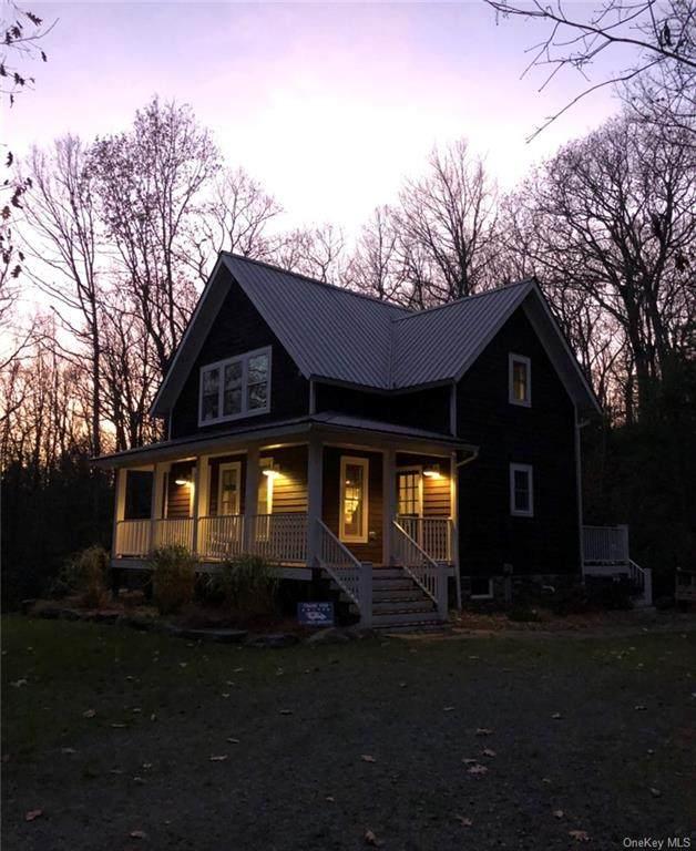 23 Bluestone Drive, Eldred, NY 12732 (MLS #H6099632) :: Signature Premier Properties