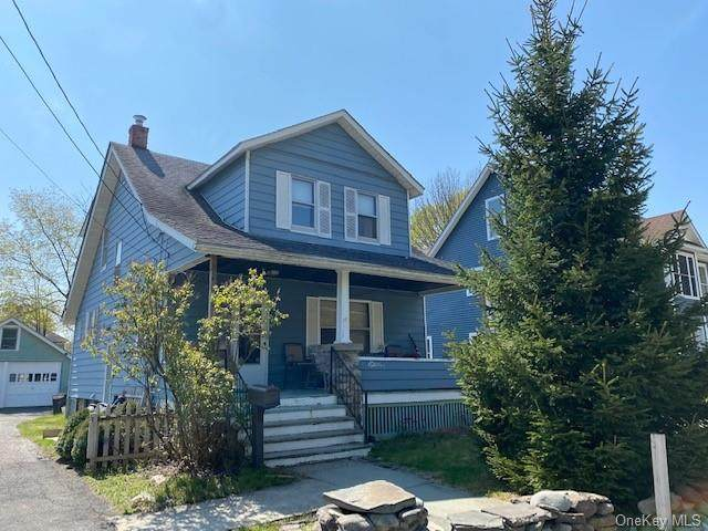 11 Maiden Lane, Port Jervis, NY 12771 (MLS #H6109487) :: Cronin & Company Real Estate