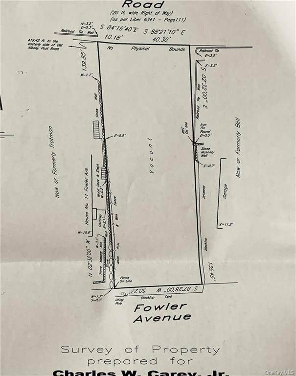 13 Fowler Avenue, Ossining, NY 10562 (MLS #H6114841) :: Mark Seiden Real Estate Team