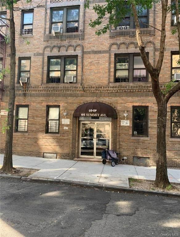 1015 Summit Avenue 5C, Bronx, NY 10452 (MLS #H6145416) :: Cronin & Company Real Estate