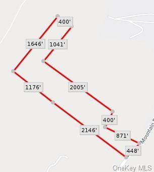 County Hwy 73, Otisville, NY 10963 (MLS #H6147361) :: Cronin & Company Real Estate