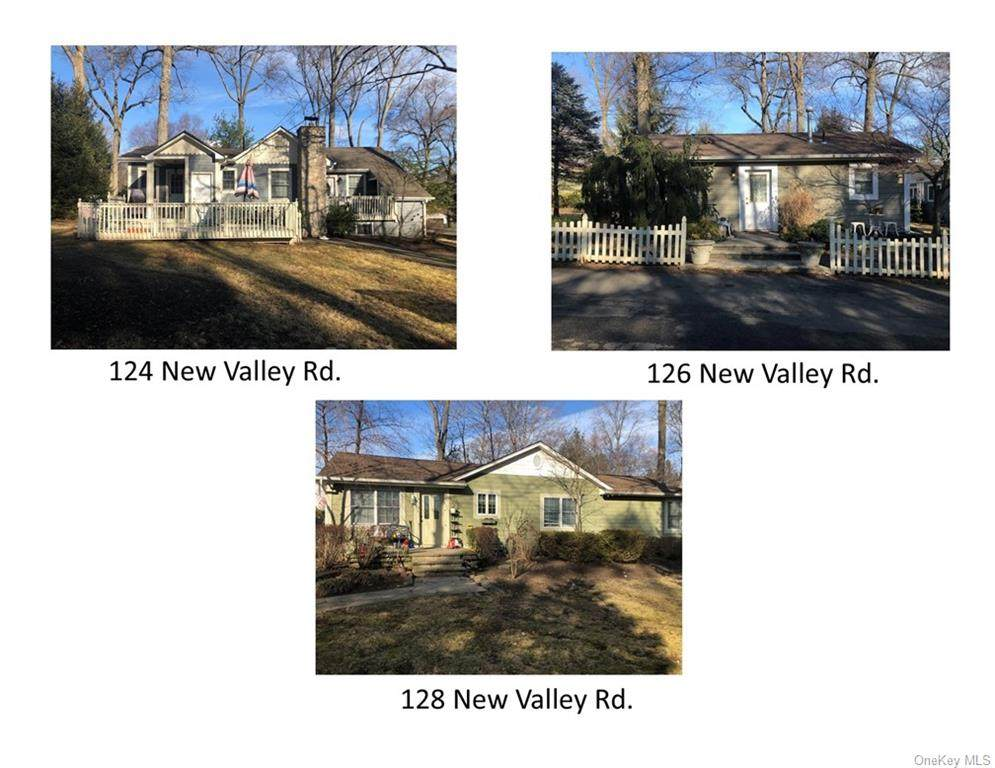 124, 126, 128 New Valley Road - Photo 1