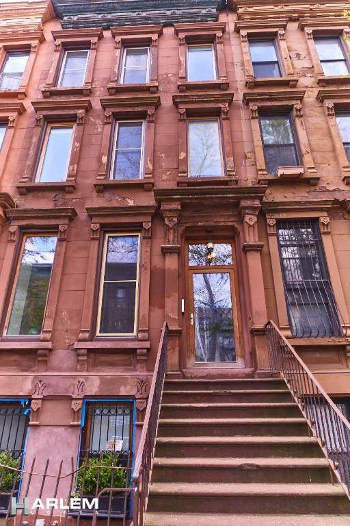 156 W 130th Street, Newyork, NY 10027 (MLS #H6114176) :: Barbara Carter Team