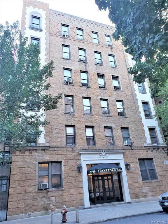 2199 Holland Avenue 3H, Bronx, NY 10462 (MLS #H6136145) :: Laurie Savino Realtor