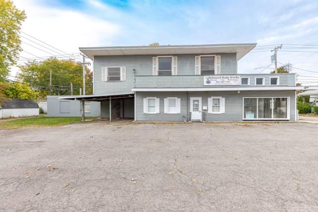115 W Patterson Avenue, Bellefontaine, OH 43311 (MLS #1000142) :: Superior PLUS Realtors