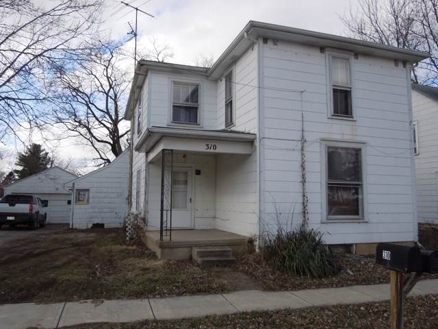 310 N Main Street, PLEASANT HILL, OH 45359 (MLS #1000686) :: Superior PLUS Realtors