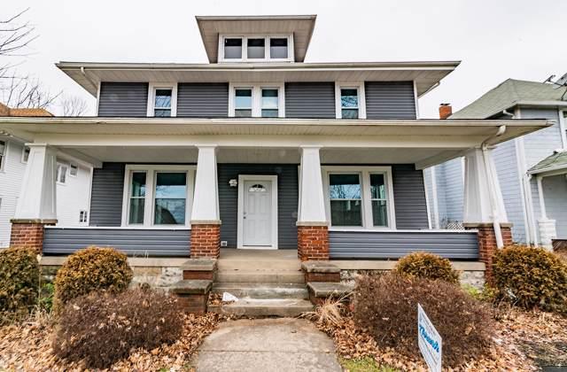 525 N Main Street, Bellefontaine, OH 43311 (MLS #1000902) :: Superior PLUS Realtors