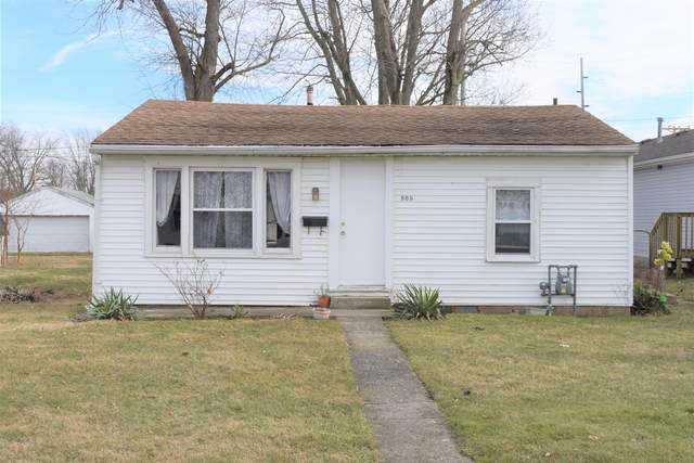 909 Blaine Avenue, PIQUA, OH 45356 (MLS #1001180) :: Superior PLUS Realtors
