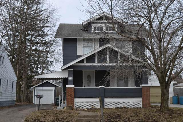 311 Belleaire Avenue, Springfield, OH 45503 (MLS #1001378) :: Superior PLUS Realtors