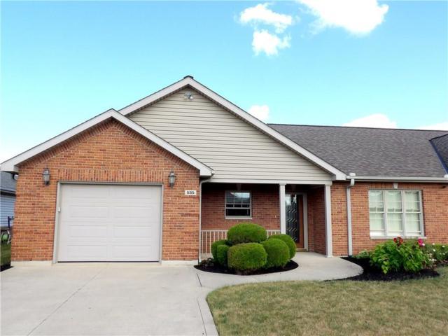 535 Dorothy Lane, Coldwater, OH 45828 (MLS #419627) :: Superior PLUS Realtors