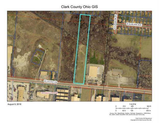 0 W Leffel Lane, Springfield, OH 45506 (MLS #421226) :: Superior PLUS Realtors