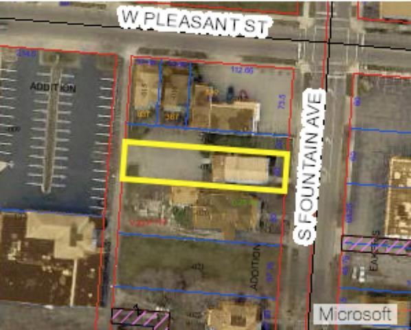 509 S Fountain Avenue, Springfield, OH 45506 (MLS #421712) :: Superior PLUS Realtors