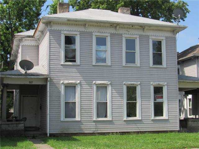 505-507 Chestnut Avenue, Springfield, OH 45503 (MLS #421946) :: Superior PLUS Realtors