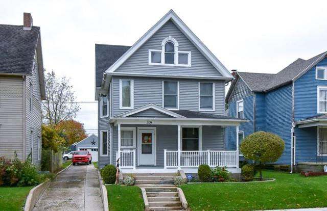309 W Pearl Street, Wapakoneta, OH 45895 (MLS #423410) :: Superior PLUS Realtors