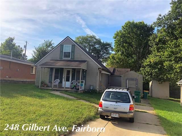 248 Gilbert Avenue, FAIRBORN, OH 45324 (MLS #430807) :: Superior PLUS Realtors