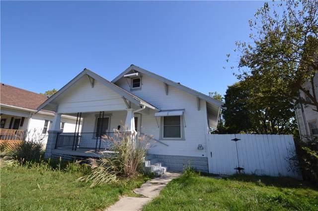 374 S Douglas Avenue, Springfield, OH 45505 (MLS #431863) :: Superior PLUS Realtors
