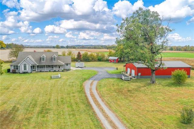 7099 County Road 1, Bellefontaine, OH 43357 (MLS #431887) :: Superior PLUS Realtors