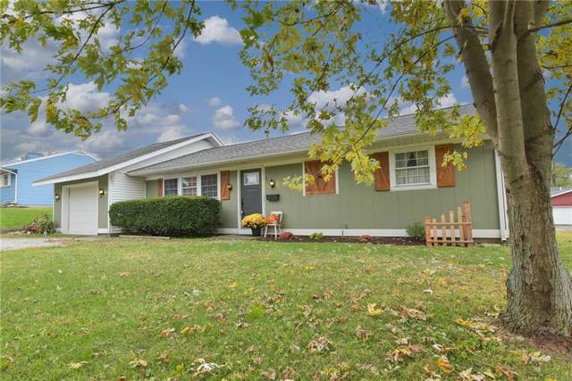 810 Brookwood Drive, Bellefontaine, OH 43311 (MLS #431948) :: Superior PLUS Realtors