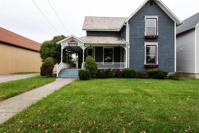 135 Cherry Street, BLUFFTON, OH 45817 (MLS #423457) :: Superior PLUS Realtors